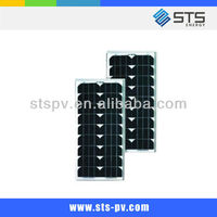 A grade 210W high efficiency solar cells