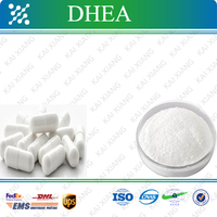 factory supply best price DHEA/Dehydroepiandrosterone Powder 99% cas no 53-43-0