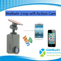 Wireless Wifi IP Camera Indoor Security Camera Built-in Microphone Motion Detection