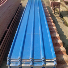 Blue color MGO roof tile