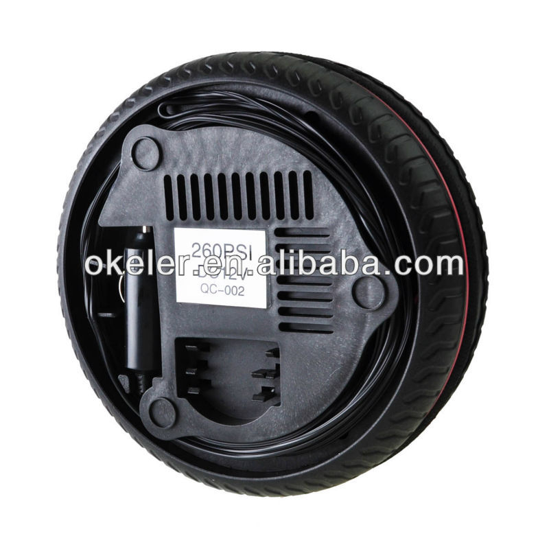 New arrival european market automatic digital car tire inflator