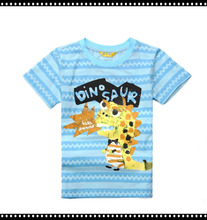 Wholesale Factory Price Summer 100% Cotton Baby Tshirt