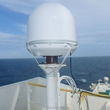 Well Used in Malaysia to receive Mesat 3 Auto Positioning Satellite Marine Antenna