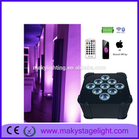 High Quality Perfect Effect Remote Controlled