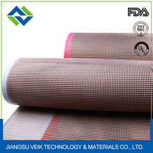 NO-STICK Excellent anti-adhesive dry cleaning fiberglass mesh conveyor