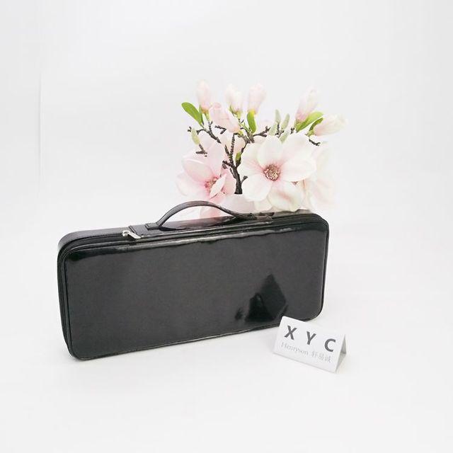 Custom leather glasses sunglass storage case box for sunglasses