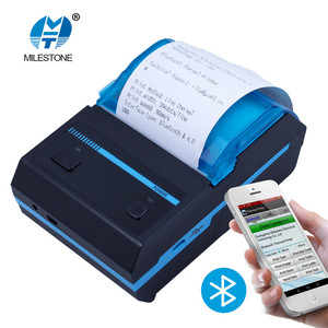 Mini Bluetooth Thermal Receipt Printer with Driver Download MHT-P5801