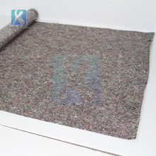 100% eco recycled pet non-woven grey painter cover fleece on sale