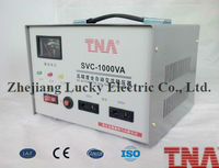 1000VA 1KW SVC single phase AC automatic voltage stabilizer Factory price manufacturer