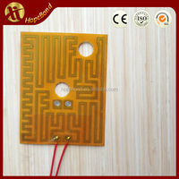 food grade extruders polyimide electric heating element