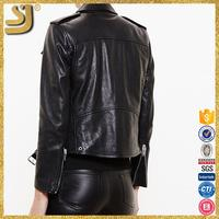 New Arrival soft thin man leather jacket, custom leather jacket with hoody