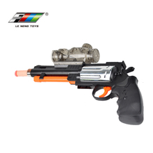 Professional manufacturer the best china Plastic toy pop gun water bullet for sale