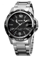 2015 High quality best-selling stainless steel watches men