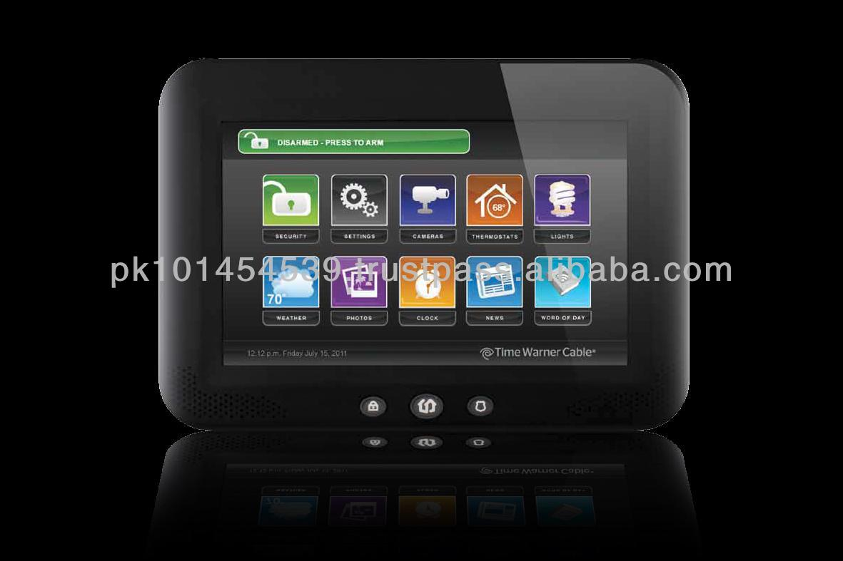 WIFI Touch Screen Smart Home Automation System