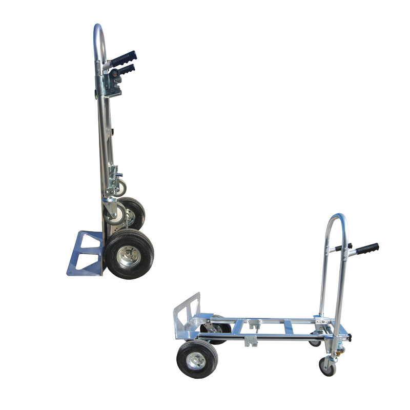 Popular 2-IN-1 Convertible style folding hand trolley made in China