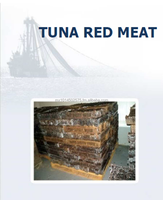 Tuna red meat