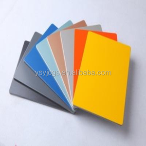 2mm 3mm 4mm 5mm 6mm kynar500 pvdf coated composite panel 4mm aluminium composite panels