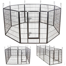 Dogs Application and Eco-Friendly Feature folding dog playpen