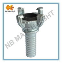 China Manufacturing Aluminum American Type Claw Coupling