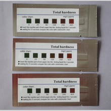 Test Kit for water fast detection ,water sample,Total hardness
