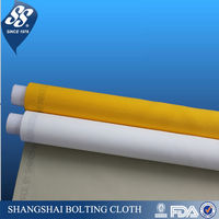 Hot sale! hebei polyester silk screen printing mesh fabric