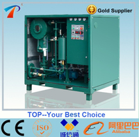 ZYD 50 High vacuum insulating oil purification equipment