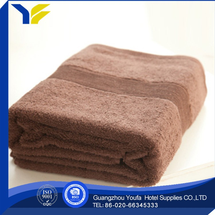 applique hot sale polyester/cotton fashion textile wholesale turkish towel
