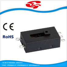 Manufacture price hair dryer slide switch t85