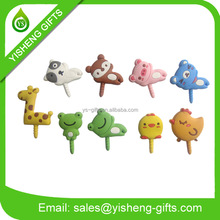 Soft PVC dustproof plugs for smart phones
