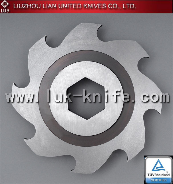 D2 granulator blades shredder spare parts