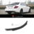 C-class W204 carbon fiber spoiler with C74-style for B.enz 2008-2014