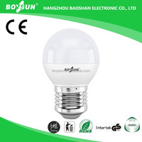 High Performance-Price CE RoHS UL 3W 4W 5W 6W led light bulbs e27