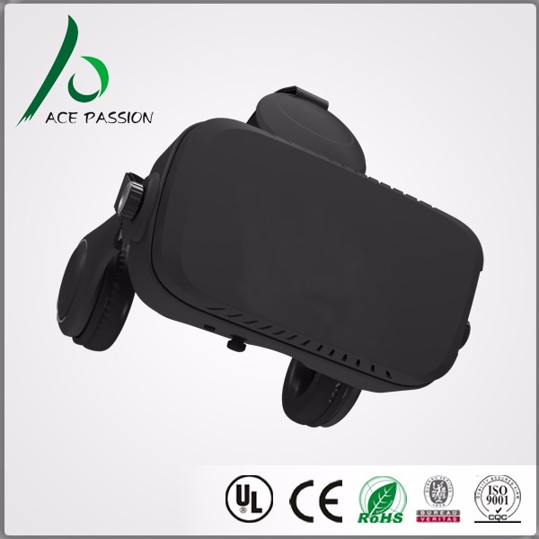 Acepassion vr headset all in one Support 3D Movie Games Video