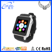 2015 Top fashion bluetooth android smart wrist watch phone S69