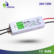 Waterproof 24v 350ma led power driver with CE ROHS