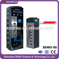 RFID and Barcode Ticket Vehicle Access Control Automatic barrier gate for car parking system