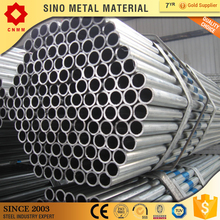 pre pipe export company/round pre-galvanzied steel pipe new products in china market