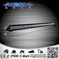 moderate in price brighter light system 30'' 150W single row led lights for trailers