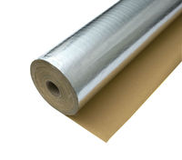 aluminum foil facing/reinforced aluminum foil scrim kraft/fsk roof insulation