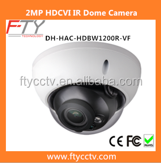 DH-HAC-HDBW1200R-VF 2MP 1080P IR HDCVI CCTV Camera Dahua Full HD DVR