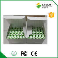 100% original CGR18650CG 3.7V 2200mAh, rechargeable battery 18650 cell