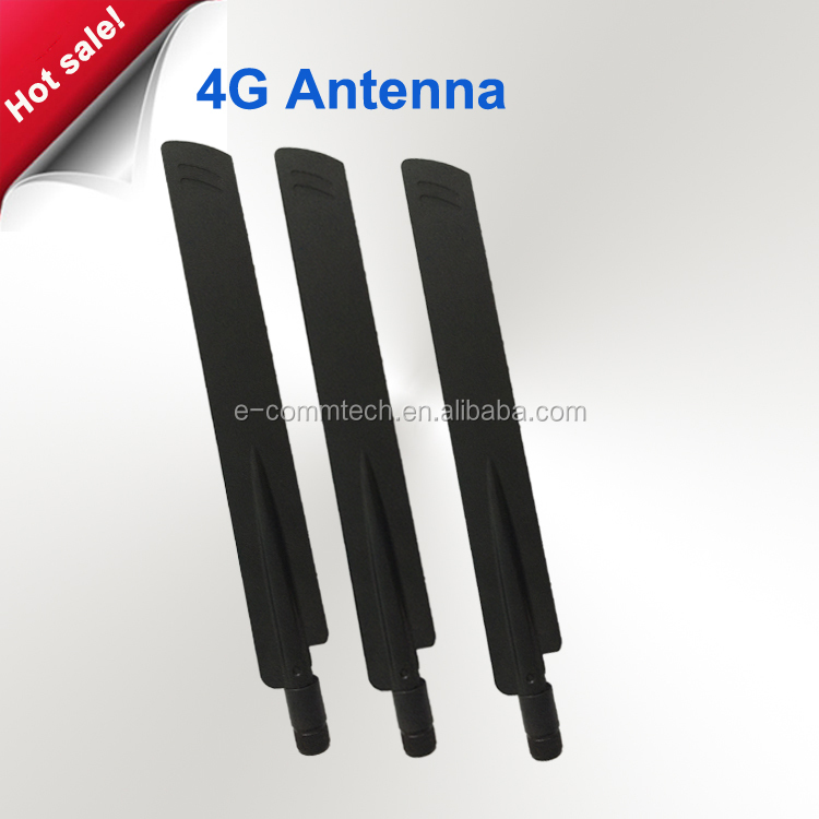 High Gain 4g lte flat patch directional satellite antenna