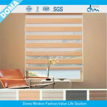 New design somfy motorized roller blinds 3d curtains