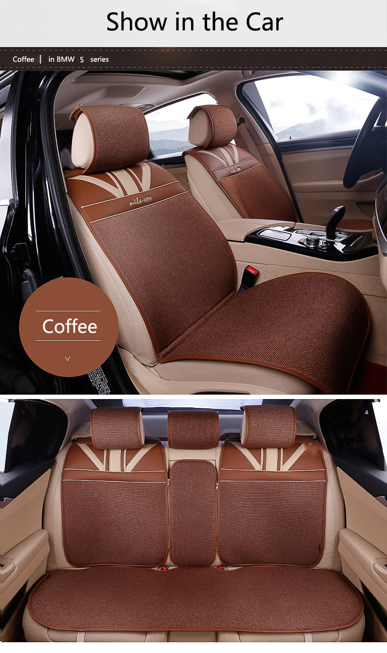 High quality new design comfortable universal use car seat cover