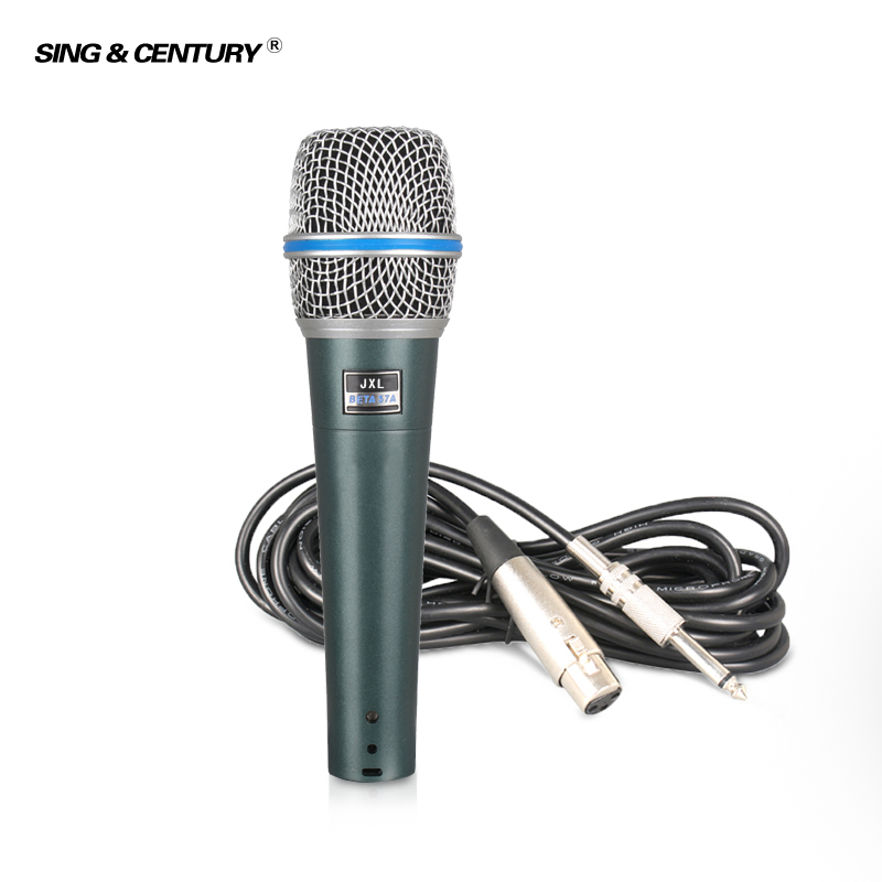 Excellent All Around Mic OEM/ODM JXL-Beta57A KTV Karaoke Mic System