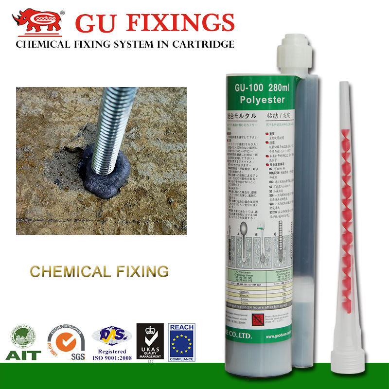 Low shrinkage tensile strength testing epoxy resin quick set adhesive