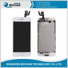 Hot sale lcd touch screen good quality mobile phone lcd for iphone 6 lcd original
