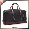 2015 newest fashion canvas duffle travel bag for ourtdoor use