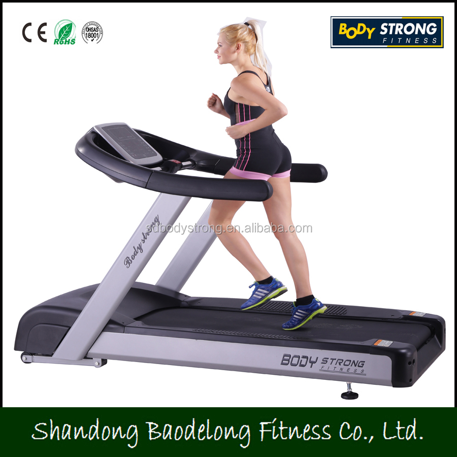 Fitness Body Building Commercial Treadmill JB-7600C