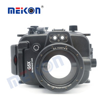 cheap price 40m meikon waterproof case for canon g5x